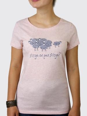 Tee-shirt Bio Femme - Nurge ou pas nurge ?