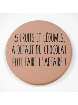 Magnet - 5 fruits ...