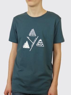 Tee-shirt Bio Homme  - Grenoble