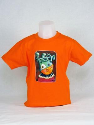 Tee-shirt enfant - Enfant piano (Bruno Théry)