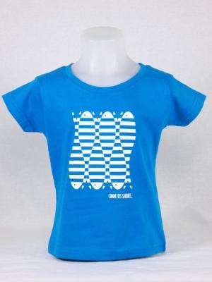 Tee-shirt fille - Sardines