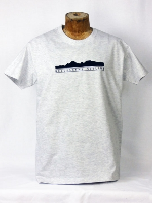 Tee-shirt - Belledonne Skyline