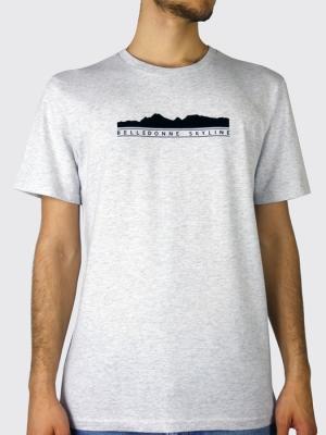 Tee-shirt Bio homme - Belledonne Skyline