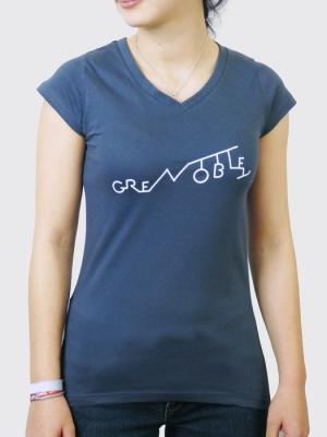 Tee-shirt - Grenoble graphique