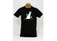 T shirt homme  graphisme original Crocodile de Mathieu Desailly bel-air claviers festival  manche courte noir France