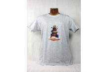 Tee-shirt  - Observatoire dans les nuages (Bruno Théry)